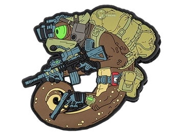 Εικόνα της Velcro Patch Chameleon Operator Patch - Desert