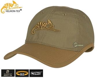 Εικόνα της Καπέλο Jockey Helikon Logo Cap Adaptive Green - Coyote