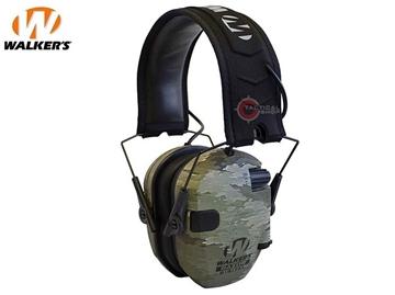 Εικόνα της Ηλεκτρονικές Ωτοασπίδες Walker's Digital Razor Pro ATACS iX Camo