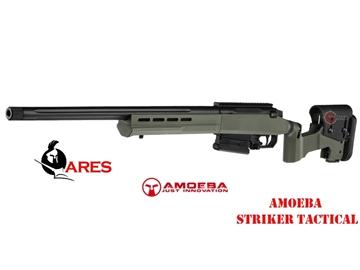 Εικόνα της Τυφέκιο Ελατηρίου Ares Amoeba Striker Tactical AST-01 Bolt Action Sniper Rifle 6mm BB Olive