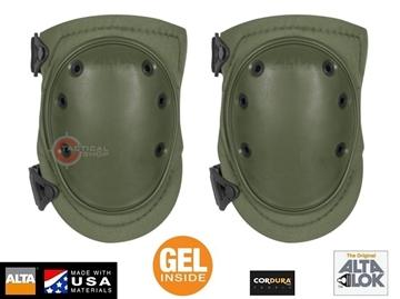 Εικόνα της Επιγονατίδες Altaflex Gel Insert Tactical Knee Pads Olive