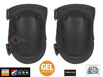 Εικόνα της Επιγονατίδες Altaflex Gel Insert Tactical Knee Pads Black