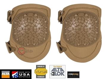 Εικόνα της Επιγονατίδες AltaFlex 360 Tactical Knee Pads Vibram Cap Coyote