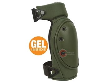 Εικόνα της Επιγονατίδες AltaContour LC Dual Altalok Tactical Knee Pads GEL Olive
