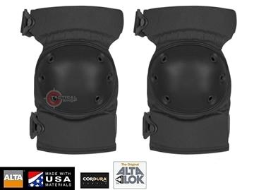 Εικόνα της Επιγονατίδες AltaContour Tactical Knee Pads with Flexible Caps Black
