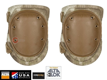 Εικόνα της Επιγονατίδες AltaFlex Flexible Cap Tactical Knee Pads A-TACS