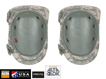 Εικόνα της Επιγονατίδες AltaFlex Flexible Cap Tactical Knee Pads UCP