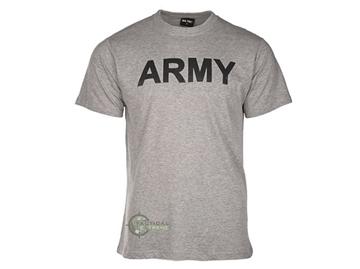 Εικόνα της Μπλούζα Mil-Tec T-shirt ARMY Grey