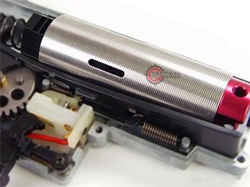 Εικόνα της Ατσάλινος Κύλινδρος Prometheus Type E For AEG Airsoft Rifles
