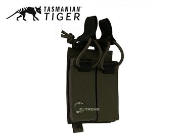 Εικόνα της Διπλή Γεμιστηροθήκη Tasmanian Tiger DBL Pistol Mag Pouch Bel VL Χακί