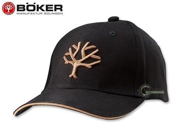 Εικόνα της Καπέλο Jockey Boker Cap Μαύρο