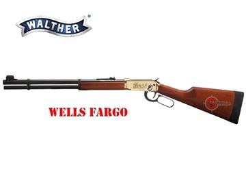 Εικόνα της Αεροβόλο Τυφέκιο Αμπούλας Walther Lever Action Wells Fargo Co2 Air Rifle 4.5mm Pellet