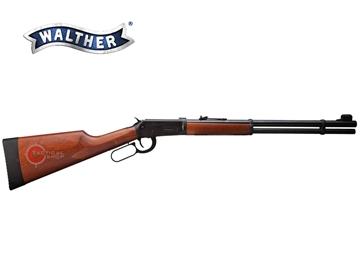 Εικόνα της Αεροβόλο Τυφέκιο Αμπούλας Walther Lever Action Black Co2 Air Rifle 4.5mm Pellet