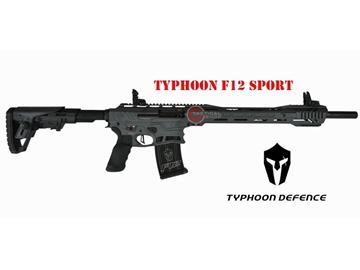 Εικόνα της Καραμπίνα Typhoon F12 Sport Cerakote Γκρι