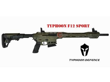 Εικόνα της Καραμπίνα Typhoon F12 Sport Cerakote Χακί
