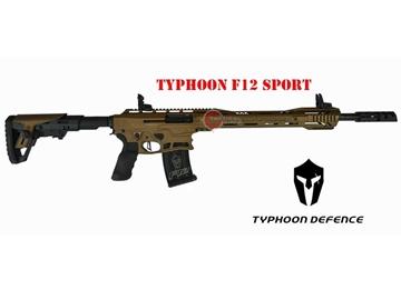 Εικόνα της Καραμπίνα Typhoon F12 Sport Cerakote Bronze