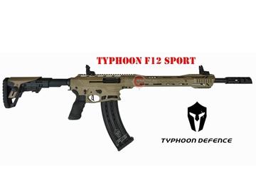 Εικόνα της Καραμπίνα Typhoon F12 Sport Cerakote FDE