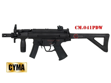 Εικόνα της Υποπολυβόλο Airsoft Cyma Mp5 PDW CM.041PDW AEG Airsoft Rifle 6mm