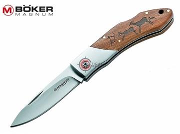 Εικόνα της Σουγιάς Caveman Steel Boker Magnum