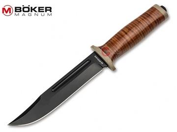 Εικόνα της Μαχαίρι Ranger Field Bowie Fixed Blade Boker Magnum