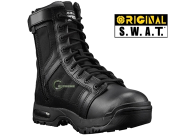 """Εικόνα της Άρβυλα Με Φερμουάρ Original Swat Metro Air 9"""" Side Zip Boots Μαύρα"""