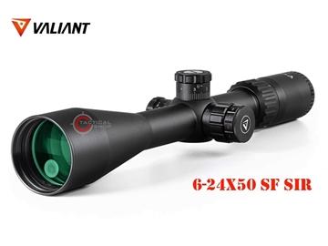 Εικόνα της Διόπτρα Valiant Lynx 6-24x50 SF SIR Mil-Dot