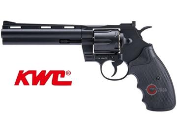 """Εικόνα της Αεροβόλο Περίστροφο Co2 KWC .357 Magnum 6"""" 4.5mm"""