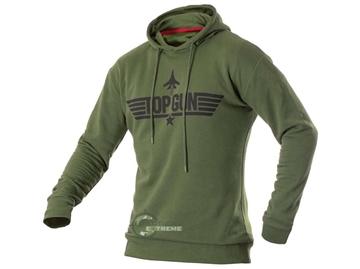 Εικόνα της Μπλούζα με Κουκούλα Λαδί Top Gun Hoodie