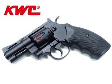 """Εικόνα της Αεροβόλο Περίστροφο Co2 KWC .357 Magnum 2.5"""" 4.5mm"""