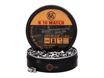 Εικόνα της Βολίδες Αεροβόλου RWS Diabolo R10 Match 4.50mm
