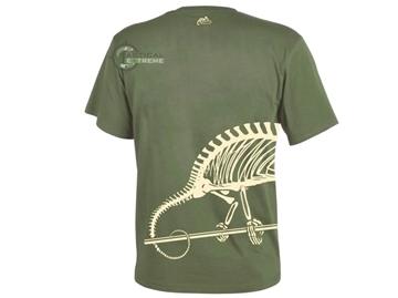 Εικόνα της T-shirt Μπλούζα Helikon Full Body Skeleton Olive