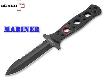 Εικόνα της Μαχαίρι Κατάδυσης Steel Mariner Boker Plus