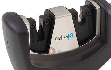 Εικόνα της Ακονιστήρι Μαχαιριών Straight Edge Pull-Thru Knife Sharpener KitchenIQ