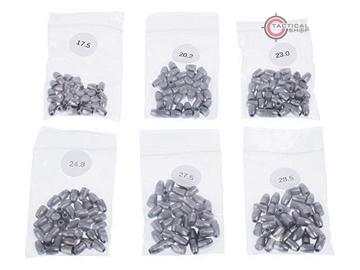 Εικόνα της Slugs Για Αεροβόλα Nielsen 5.5mm Sample Pack (.216)
