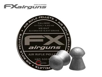 Εικόνα της Βολίδες Αεροβόλου Fx Airguns Domed 8.44gr 4.52mm