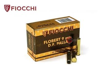 Εικόνα της Μονόβολα Φυσίγγια Για Φλόμπερ Fiocchi Flobert Palla 9mm
