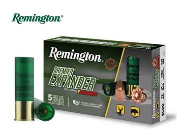 Εικόνα της Μονόβολα Φυσίγγια 12/70 Remington Premier Expander
