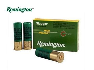 Εικόνα της Μονόβολα Φυσίγγια 12/76 Remington Slugger High Velocity