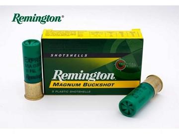 Εικόνα της Δράμια Remington 12/76 Buckshot 12P