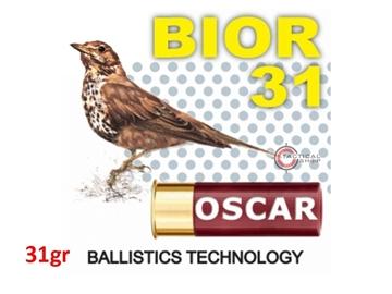 Εικόνα της Φυσίγγια Oscar Bior 31gr