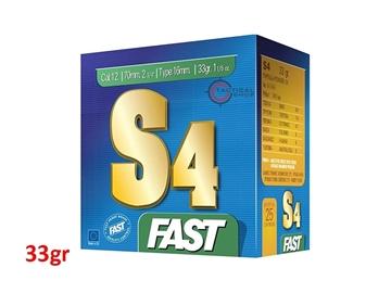 Εικόνα της Φυσίγγια Lambro S4 Fast 33gr