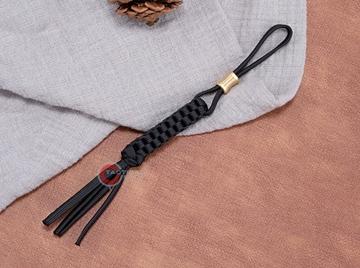 Εικόνα της Μπρελόκ Brass Bead Lanyard Giveaway WE Knife