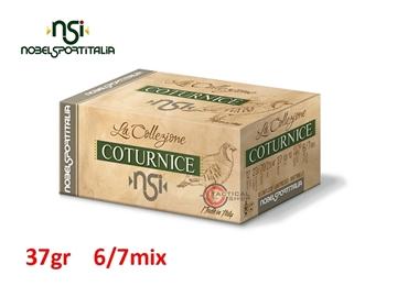 Εικόνα της Φυσίγγια NSI La Collezione Πέρδικα 6/7 mix 37gr