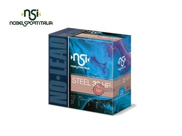 Εικόνα της Φυσίγγια Με Ατσάλινα Σκάγια NSI Steel 32HP 32gr