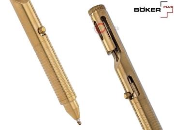 Εικόνα της Tactical Pen CID cal .45 Brass Boker Plus